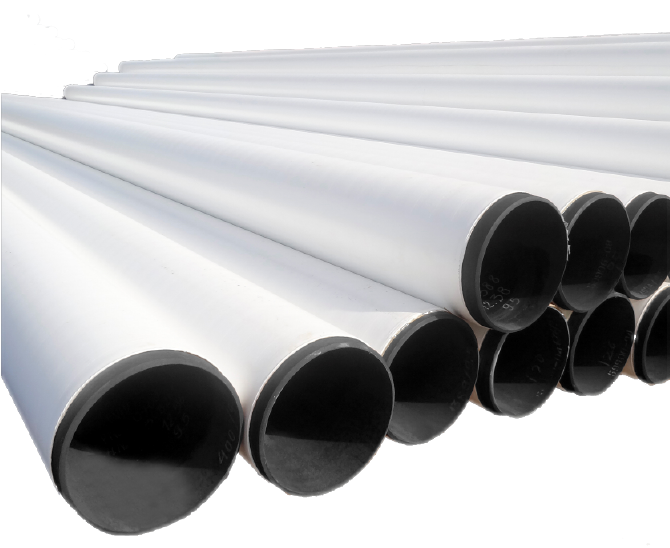 3 layer PP coating steel pipe pLUMA